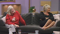 Ann Widdecombe, Maggie Oliver<br /> Celebrity Big Brother 2018 - Day 4<br /> *Editorial Use Only*<br /> CAP/KFS<br /> Image supplied by Capital Pictures