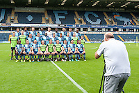 Wycombe Wanderers Team Photos 2016/17 Behind the Scenes / Supporters / Training