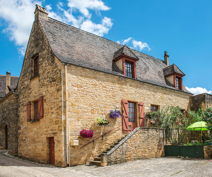A beautiful house in Beynac-et-Cazenac
