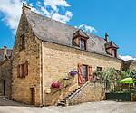 A beautiful house in Beynac-et-Cazenac
