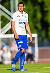 Uppsala 2014-06-26 Fotboll Superettan IK Sirius - IFK V&auml;rnamo :  <br /> V&auml;rnamos Juan Robledo <br /> (Foto: Kenta J&ouml;nsson) Nyckelord:  Superettan Sirius IKS Studenternas IFK V&auml;rnamo portr&auml;tt portrait