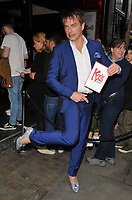 John Barrowman at the &quot;Kinky Boots&quot; gala performance, Adelphi Theatre, The Strand, London, England, UK, on Tuesday 29 May 2018.<br /> CAP/CAN<br /> &copy;CAN/Capital Pictures