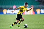 Borussia Dortmund Midfielder Emre Mor in action during the International Champions Cup 2017 match between AC Milan vs Borussia Dortmund at University Town Sports Centre Stadium on July 18, 2017 in Guangzhou, China. Photo by Marcio Rodrigo Machado / Power Sport Images