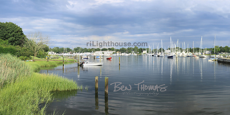 Wickford Harbor