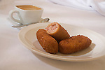 Cuban Ham Croquettes