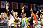 12.01.2019, Mercedes Benz Arena, Berlin, GER, Germany vs. Brazil, im Bild <br /> Zuschauer, Besucher<br />      <br /> Foto &copy; nordphoto / Engler