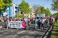 18-04-21 Demo gegen rechten Terror in Neukölln