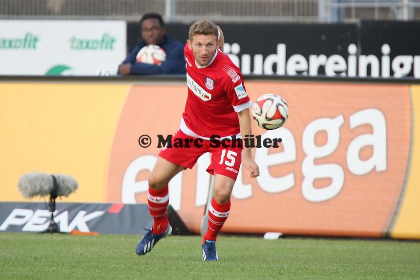 Alexander Huber (FSV) - SV Darmstadt 98 vs. FSV Frankfurt, Stadion am Boellenfalltor
