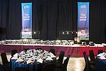 Gala dinner for the opening of the HKFC Citi Soccer Sevens on 19 May 2016 at the Hong Kong Football Club, Hong Kong, China. Photo by Lim Weixiang / Power Sport Images