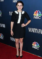 WEST HOLLYWOOD, CA, USA - SEPTEMBER 16: Actress Mae Whitman arrives at NBC & Vanity Fair's 2014-2015 TV Season Event held at HYDE Sunset: Kitchen + Cocktails on September 15, 2014, in West Hollywood, California, United States. (Photo by Xavier Collin/Celebrity Monitor)