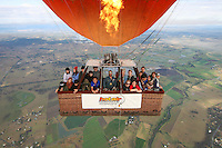 20151028 October 28 Hot Air Balloon Gold Coast
