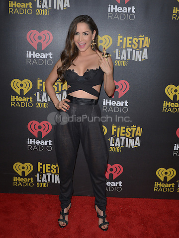 MIAMI, FL - NOVEMBER 05: Carmen Villalobos attends iHeartRadio Fiesta Latina at American Airlines Arena on November 5, 2016 in Miami, Florida.Credit: MPI10 / MediaPunch