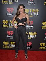 MIAMI, FL - NOVEMBER 05: Carmen Villalobos attends iHeartRadio Fiesta Latina at American Airlines Arena on November 5, 2016 in Miami, Florida.Credit: MPI10 / MediaPunch