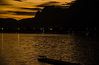 RIO DE JANEIRO,RJ, 11.11.2018 - CLIMA-RJ - Lagoa Rodrigo de Freitas na tarde deste domingo, Lagoa, Zona Sul, Rio de Janeiro, 11 (Foto: Vanessa Ataliba/Brazil Photo Press)
