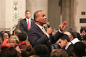 Rockefeller Chapel celebrated Dr. Martin Luther King's birthday Wednesday with a commemoration celebration.
