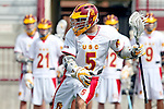 Los Angeles, CA 02/28/09 -  Corey Janoff (USC #5)