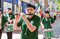 Vol Black Ryan RFB, <br /> Coatbridge United Irishmen Flute Band,<br /> The Gaughan Stagg Cumann (32CSM) <br /> Vol Charles Carrigan Cumman (32CSM Scotland), Erigi, <br /> Sammi Ibrahim (Former Palestinian POW) Communist Party GB ML, <br /> Birmingham Shamrock CSC,<br /> The Manchester Martyrs Committee, <br /> Anonymous <br /> RSF (Midlands)
