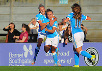 Arsenal Ladies v Man City Women - FAWSL - 09/08/2015