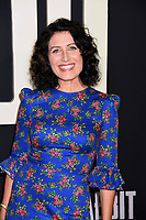 "LOS ANGELES, USA. October 15, 2019: Lisa Edelstain at the premiere of ""JoJo Rabbit"" at the Hollywood American Legion.<br /> Picture: Paul Smith/Featureflash"