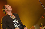 """Scott Weiland, former frontman of 90's rock band """"Stone Temple Pilots"""" plays at the Commodore Ballroom in Vancouver during a stop on his solo tour, May 18th, 2009. (Scott Alexander/pressphotointl.com)"""