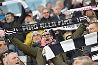 2nd February 2020; Allianz Stadium, Turin, Italy; Serie A Football, Juventus versus Fiorentina; Juventus supporters