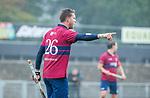 AMSTELVEEN - Blake Wotherspoon (HCKZ)  tijdens de hoofdklasse competitiewedstrijd mannen, Amsterdam-HCKC (1-0).  COPYRIGHT KOEN SUYK
