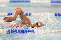 Picture by Richard Blaxall/SWpix.com - 14/04/2018 - Swimming - EFDS National Junior Para Swimming Champs - The Quays, Southampton, England - Miki Lin-Geo of Co Cambridge during the Women's MC 50m Freestyle