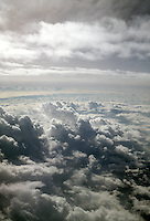 CLOUDS: VIEW FROM AIRPLANE<br /> Stratocumulus
