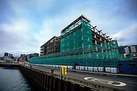 60 Waterloo Quay. CentrePort in Wellington, New Zealand on Monday, 20 January 2020. Photo: Dave Lintott / lintottphoto.co.nz