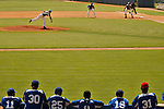 "General View of the Quiskeya National Stadium during the final game of the ""Torneo Supremo"" which aims to maximize the ability of Major League Baseball organizations to scout in the Dominican Republic. According to the MLB's office in the Dominican Republic, this year, the tournament introduced 23 new baseball prospects. July 29 2011. ViewPress/ Kena Betancur"