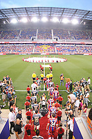 Bayern Munich vs CD Chivas de Guadalajara, July 31, 2014