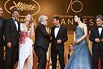 Jessica Chastain, Pedro Almodovar, Fan Bing Bing