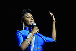 MIAMI, FL - JANUARY 17:  Actress/comedianne Sommore onstage during The Festival of Laughs day2 at James L Knight Center on Friday January 17, 2015 in Miami, Florida. (Photo by Johnny Louis/jlnphotography.com)