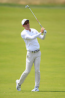Dylan Frittelli (RSA) on the 10th during Round 3 of the HNA Open De France at Le Golf National in Saint-Quentin-En-Yvelines, Paris, France on Saturday 30th June 2018.<br /> Picture:  Thos Caffrey | Golffile