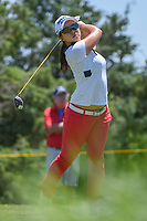 Sei Young Kim (KOR) watches her tee shot on 3 during round 2 of  the Volunteers of America LPGA Texas Classic, at the Old American Golf Club in The Colony, Texas, USA. 5/6/2018.<br /> Picture: Golffile | Ken Murray<br /> <br /> <br /> All photo usage must carry mandatory copyright credit (&copy; Golffile | Ken Murray)