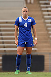 21 August 2015: Duke's Ashton Miller. The Duke University Blue Devils played the Fresno State Bulldogs at Fetzer Field in Chapel Hill, NC in a 2015 NCAA Division I Women's Soccer game. Duke won the game 5-0.