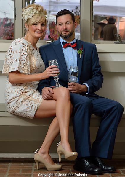 Dave and Kim Self wedding 2012