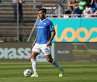 Dario Dumic (SV Darmstadt 98) - 15.09.2019: SV Darmstadt 98 vs. 1. FC Nürnberg, Stadion am Boellenfalltor, 6. Spieltag 2. Bundesliga<br /> DISCLAIMER: <br /> DFL regulations prohibit any use of photographs as image sequences and/or quasi-video.