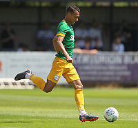 Preston North End's Graham Burke<br /> <br /> Photographer Mick Walker/CameraSport<br /> <br /> Pre-Season Friendly -Bamber Bridge v Preston North End  - Saturday 7th July  2018 - Irongate Stadium,Bamber Bridge<br /> <br /> World Copyright &copy; 2018 CameraSport. All rights reserved. 43 Linden Ave. Countesthorpe. Leicester. England. LE8 5PG - Tel: +44 (0) 116 277 4147 - admin@camerasport.com - www.camerasport.com