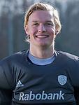 UTRECHT -  keeper Maurits Visser,  speler Nederlands Hockey Team heren. COPYRIGHT KOEN SUYK