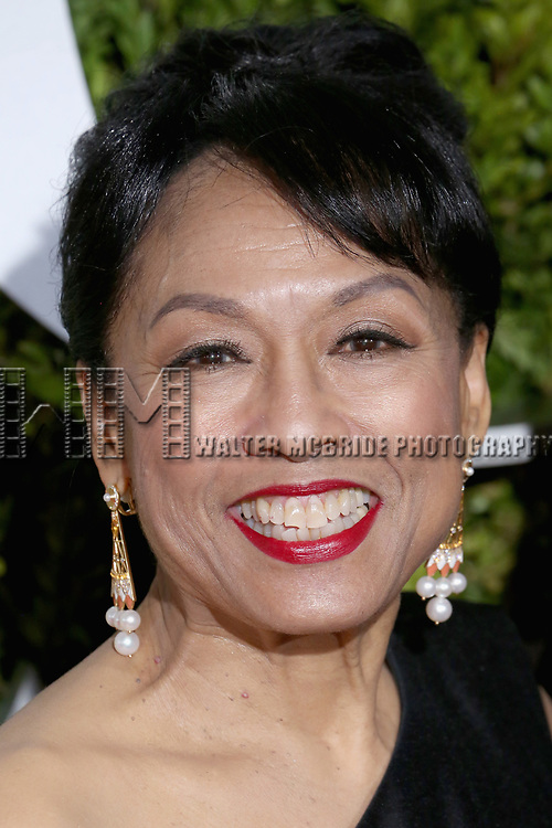 NEW YORK, NY - JUNE 11:  Actress Baayork Lee attends the 71st Annual Tony Awards at Radio City Music Hall on June 11, 2017 in New York City.  (Photo by Walter McBride/WireImage)