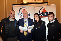 Pictured at an OCKT Chartered Accountants Budget Highlights Briefing in The Malton Hotel, Killarney on Wednesday were from left, Tom Brosnan, Veterinary Surgeon, Marcus treacy, OCKT, Emer McCarthy and John Hussey, The Kilkenny Group.<br /> Photo: Don MacMonagle<br /> <br /> repro free photo