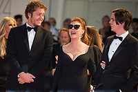 Susan Sarandon, Miles Robbins &amp; Jack Henry Robbins at the &quot;The Leisure Seeker (Ella &amp; John)&quot; premiere, 74th Venice Film Festival in Italy on 3 September 2017.<br /> <br /> Photo: Kristina Afanasyeva/Featureflash/SilverHub<br /> 0208 004 5359<br /> sales@silverhubmedia.com