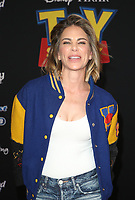 "11 June 2019 - Hollywood, California - Jillian Michaels. Premiere Of Disney And Pixar's ""Toy Story 4""  held at El Capitan theatre. Photo Credit: Faye Sadou/AdMedia"