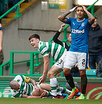 Scott Brown and James Tavernier