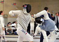 190104 University of Pennsylvania - Men's & Women's Fencing; Philadelphia Invitational