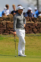 Haydn Porteous (RSA) on the 3rd green during Round 1 of the Aberdeen Standard Investments Scottish Open 2019 at The Renaissance Club, North Berwick, Scotland on Thursday 11th July 2019.<br /> Picture:  Thos Caffrey / Golffile<br /> <br /> All photos usage must carry mandatory copyright credit (© Golffile | Thos Caffrey)