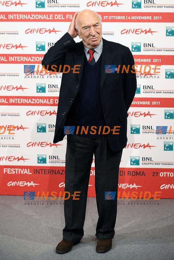 """Giuliano MONTALDO.""""L'Industriale"""".Roma 30/10/2011 Auditorium.Festival Internazionale del Film di Roma.Foto Andrea Staccioli Insidefoto"""
