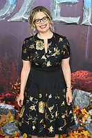 "Jennifer Lee<br /> arriving for the ""Frozen 2"" premiere at the BFI South Bank, London.<br /> <br /> ©Ash Knotek  D3537 17/11/2019"