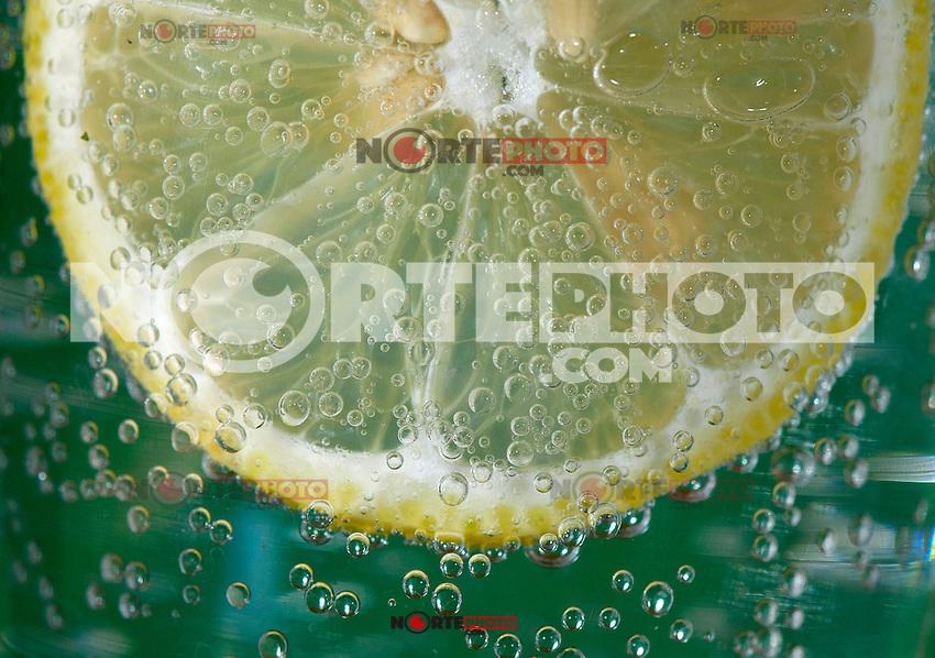 Limon,Detalle de fruta color Verde. Fotografia.<br /> Foto:JorgeAngulo/ZoomFyD/NortePhoto